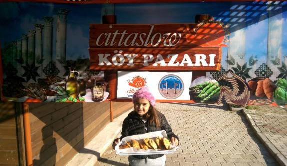 Yeniboğaziçi'de pazar günü Cittaslow Köy Pazarı kuruluyor