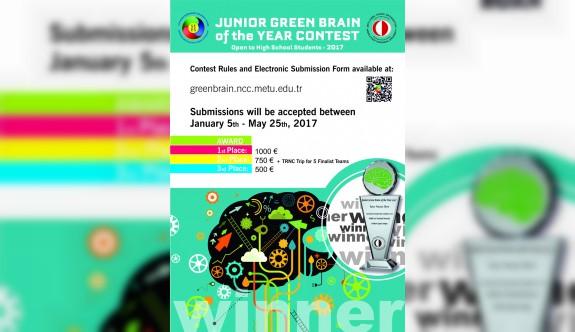 """""""Yılın Yeşil Beyni"""" Yarışması için başvurular başladı"""