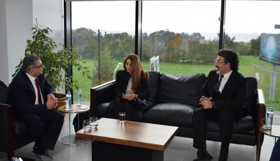 YÖDAK'tan Uluslararası Final Üniversitesi'ne ziyaret