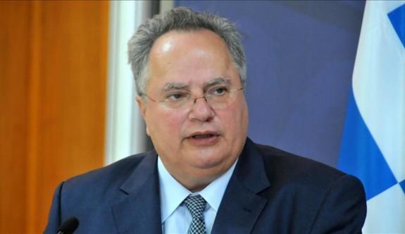 Yunanistan'dan güvenlik için üç şart
