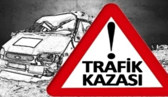 Bir haftada 61 trafik kazası