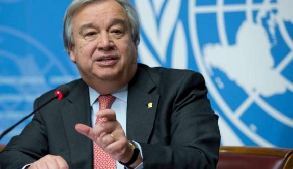 BM Genel Sekreteri'nden Türkiye'ye kritik ziyaret