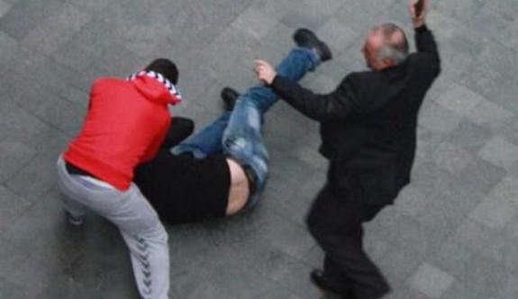Doğanköy'de kavga kanlı bitti