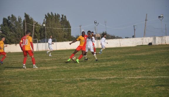 K-Pet Futbol Liglerinde alınan sonuçlar ve günün programı: