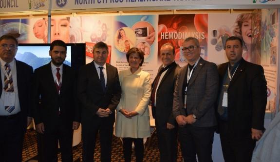 KKTC Sağlık Turizmi Forum'unda temsil edildi