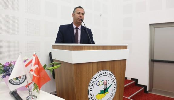 KTSYD'nin yeni başkanı Çelen Oben