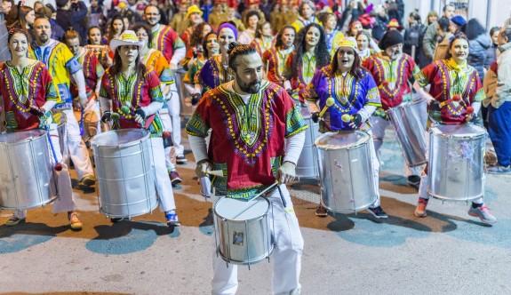 Limasol karnavalı başladı