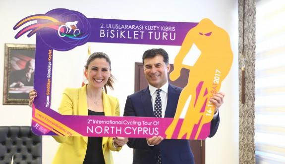 Özgürgün'den 2. Uluslararası Kuzey Kıbrıs Bisiklet Turu'na destek
