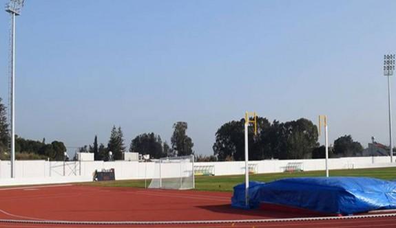 Üner Berkalp Stadı açılıyor