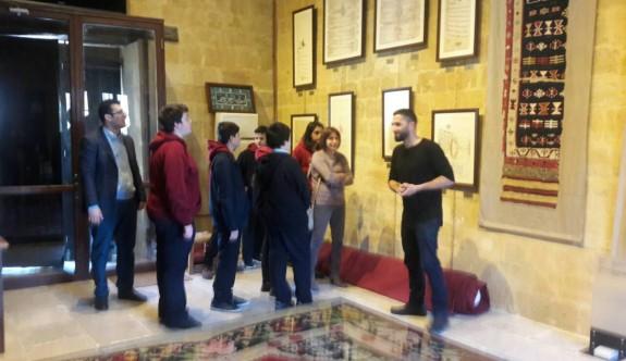 YDK öğrencilerinden Kıbrıs Türk İslam Erserleri Müzesi'ne ziyaret
