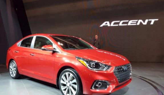 Yeni Hyundai Accent Karşınızda
