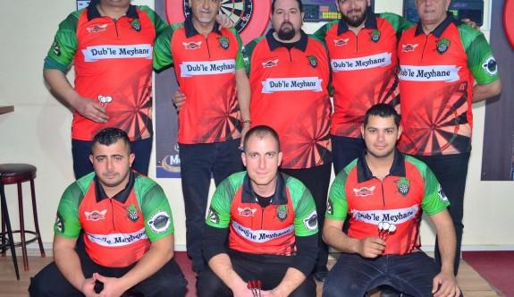 Dart Federasyon Kupası'nda finalistler belirlendi