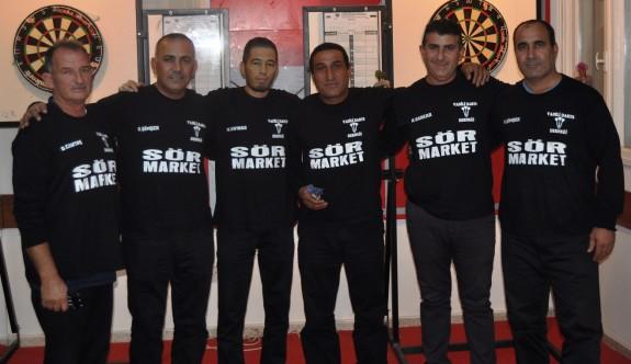 Darts'ta Federasyon Kupası başladı