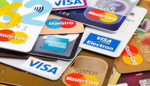 Kredi kartı faiz oranları açıklandı