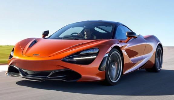 McLaren, Super Series gamının en yenisi; 720S