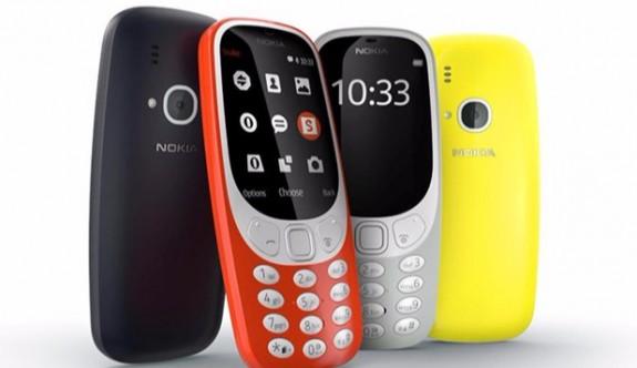 Nokia 3310 satışa çıktı (Nokia 3310'un özellikleri neler?)