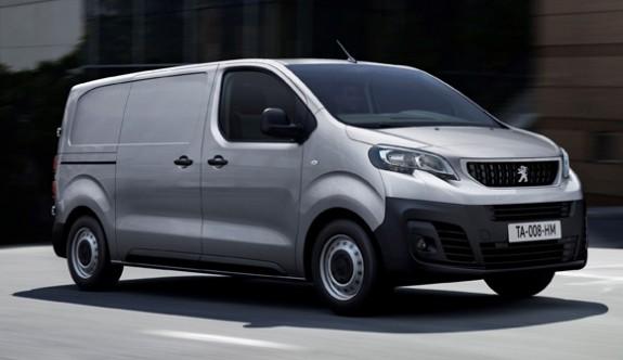 Peugeot yeni Expert'le yollarda