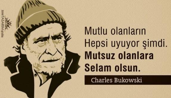 Postmoderinst, aykırı şair, Bukowski