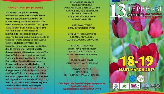 Tepebaşı Lale Festivali bu haftasonu