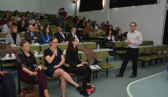 2017 Edexcel Konferansı Yakın Doğu Kolejinde düzenlendi