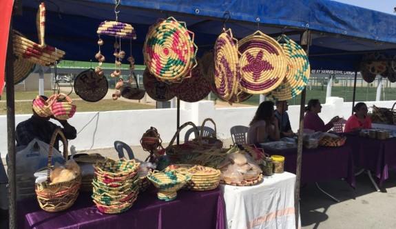 """""""2. Emekçi Kadın Ürünleri Pazarı"""", Gazimağusa'da kuruldu"""