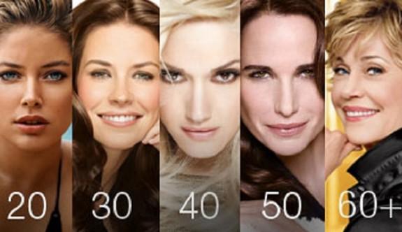 50 yaş üstü 10 star ve güzellik sırları