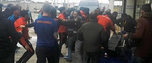 Başakşehir futbolcularına 11 maç ceza