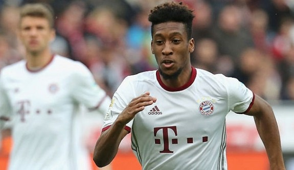 Bayern Munih, Coman'ı renklerine bağladı