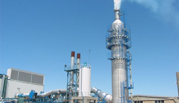 Beş sanayi tesisine hava kirliliği cezası kesildi