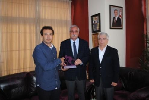 Bisiklet Federasyonu'ndan,  Girne Belediyesi'ne teşekkür