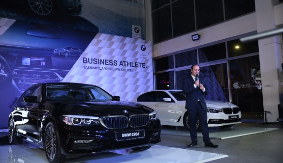 BMW'nin Yeni BMW 5 Serisi görücüye çıktı