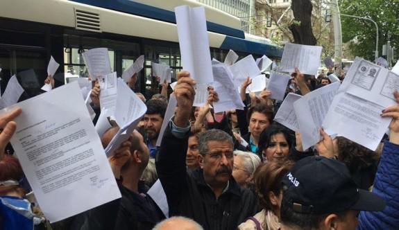CHP'den YSK'ya referandumu iptali başvurusu