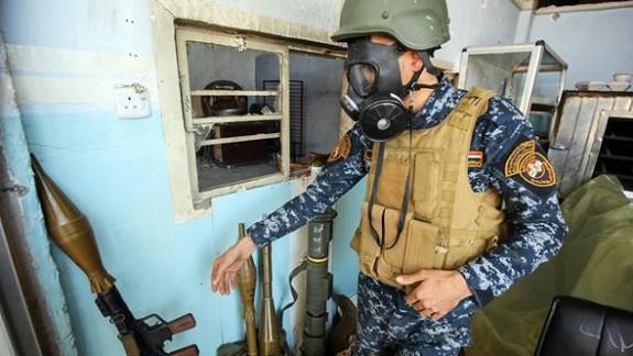 DEAŞ,  hardal  gazıyla saldırdı