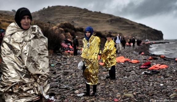 Ege'de yine mülteci faciası: 16 ölü