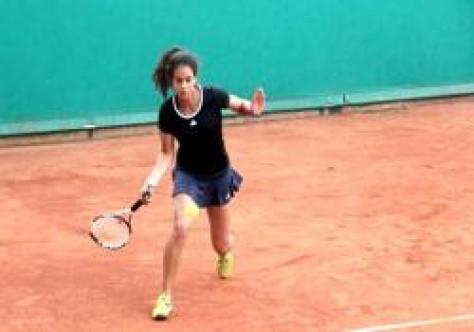 Eliz, Bulgaristan'da çeyrek final oynadı