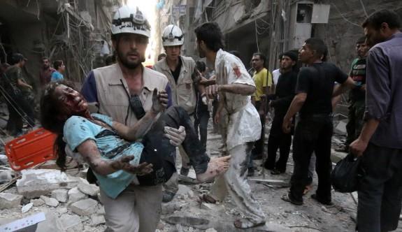 Esad yine katliam yaptı