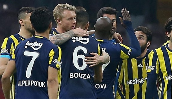 Fenerbahçe kupada avantaj peşinde
