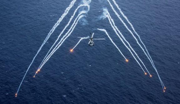 Gerilim dinmiyor, F-35 savaş uçakları havalandı