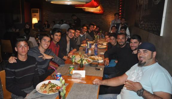 Hamitköy A2 Takımı'na Sabor'dan jest