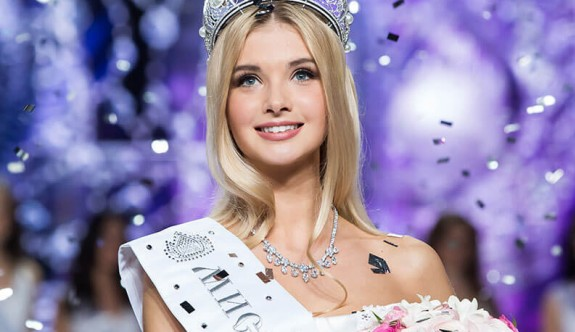 İşte Rusya'nın en güzeli