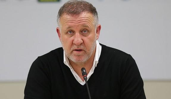 Kayserispor'un yeni teknik direktörü Bakkal