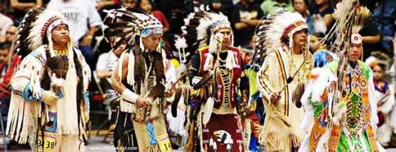 Kızılderililer...