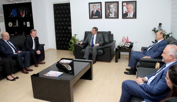 """""""Kuzey Kıbrıs Turkcell devlet kurumlarından farksız çalışıyor"""""""