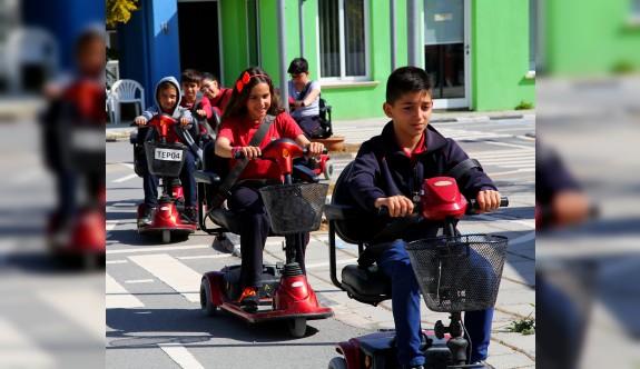Kuzey Kıbrıs Turkcell Trafik Eğitim Parkı eğitimde 50 bin hedefine ulaşıyor