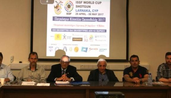 Larnaka`da, Dünya Kupası yapılacak