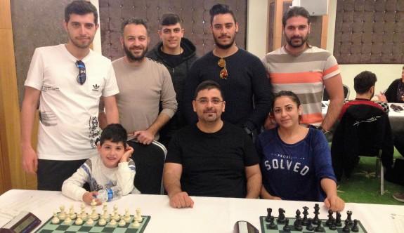 Lefke Satranç Derneği şampiyon