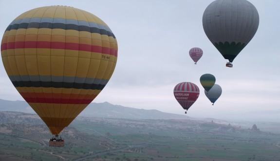 Lefkoşa'dan balonlar yükselecek