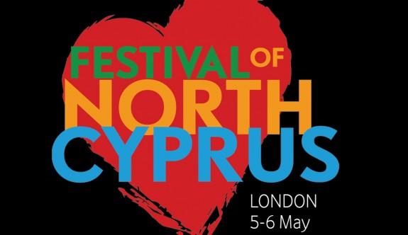 """Londra'da """"Kuzey Kıbrıs Festivali"""" yapılıyor"""