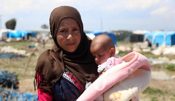 Mersin'de gerginlik! İki bin kişi tahliye edildi