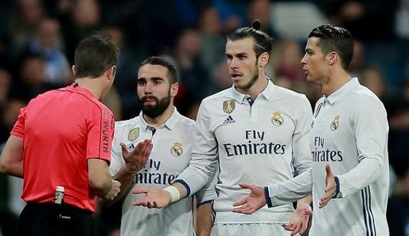 Real Madrid'de büyük şok